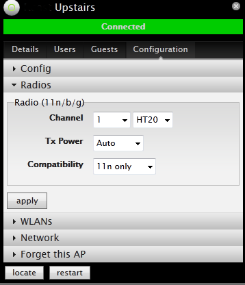 UniFi AP / UniFi AP LR - Wireless Uplink Tips
